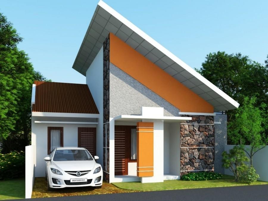 Contoh Model Rumah Sederhana Minimalis