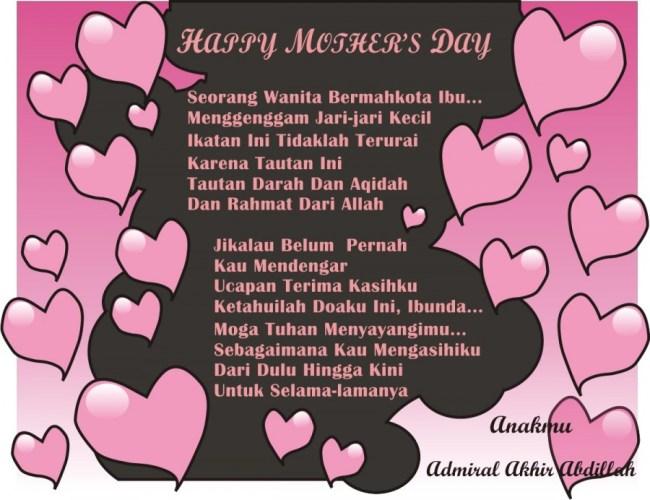 Selamat Hari Ibu 26 Gambar Ucapan Quotes