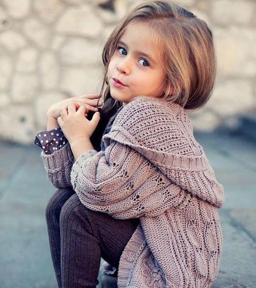 Gambar Anak Kecil Pose Lucu