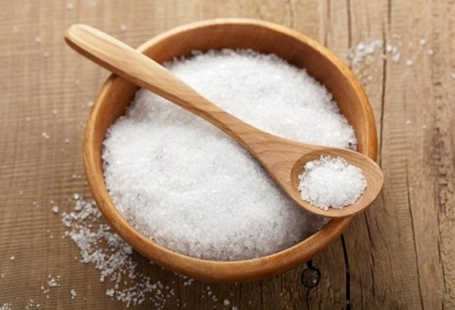 garam sebagai bahan roti