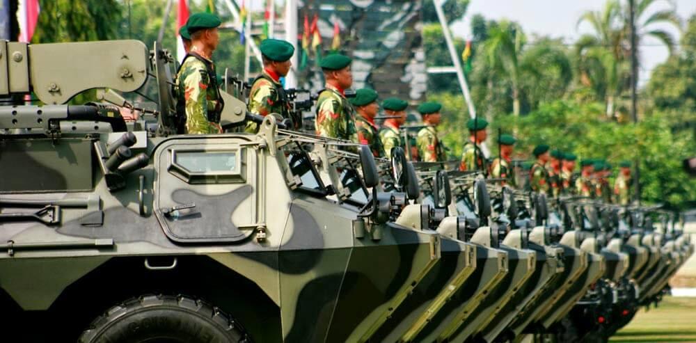tentara nasional indonesia tni ad