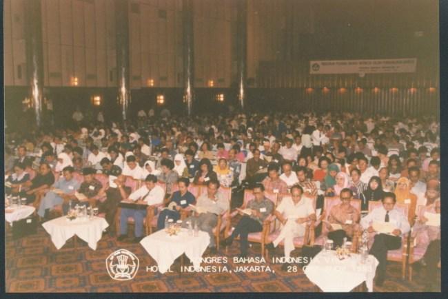 kongres bahasa indonesia