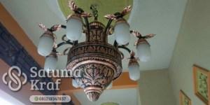 lampu hias masjid