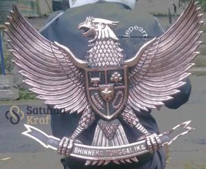 Garuda Pancasila Tembaga