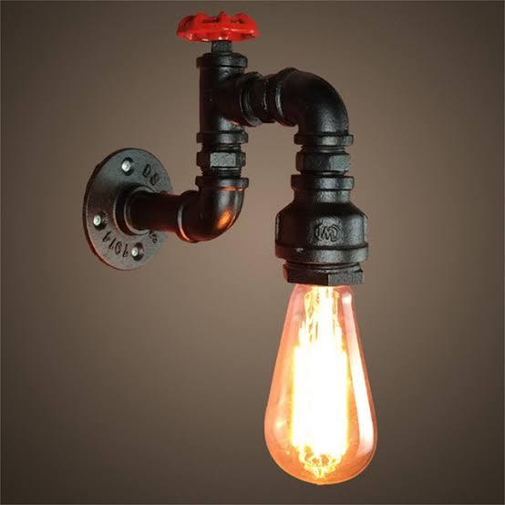 Lampu Dinding Unik 1