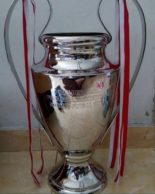 Kerajinan Piala Kuningan Satuma Kraf
