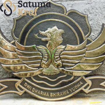 Logo Dwi dharma bhirawa kuningan