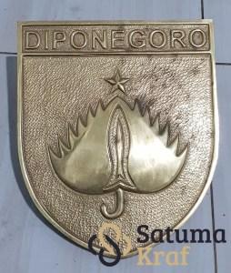 Logo Kuningan Kodam Diponegoro