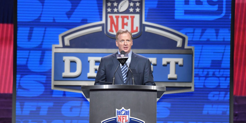 Top 100 NFL Draft prospects list from Pro Football Focus loaded with SEC players