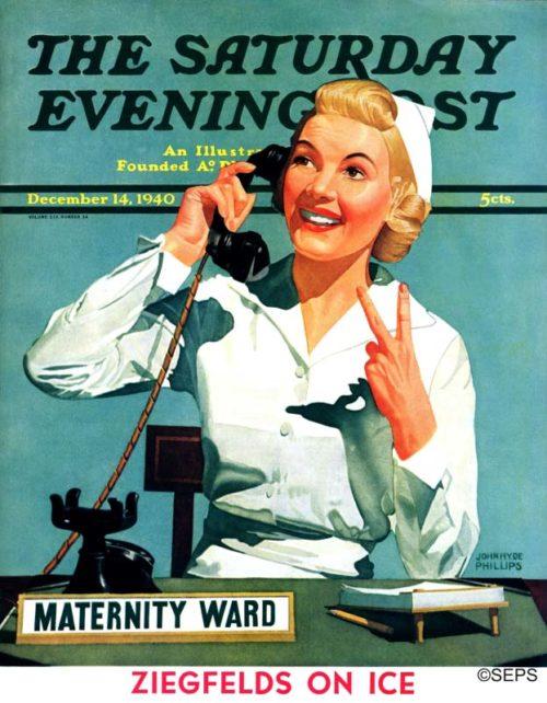 Cover Gallery Twentieth Century Nurses  The Saturday