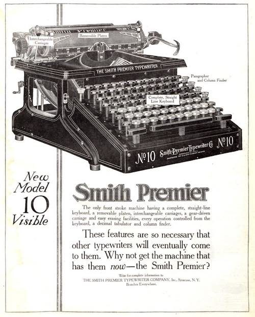 Vintage Advertising: Happy 100th Birthday to the