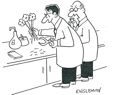 Cartoons Science Friction The Saturday Evening Post