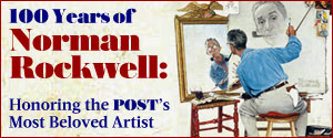See out Norman Rockwell content!