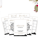 Level 10 Life How To Use Wheel Of Life Worksheets To Audit Your Life