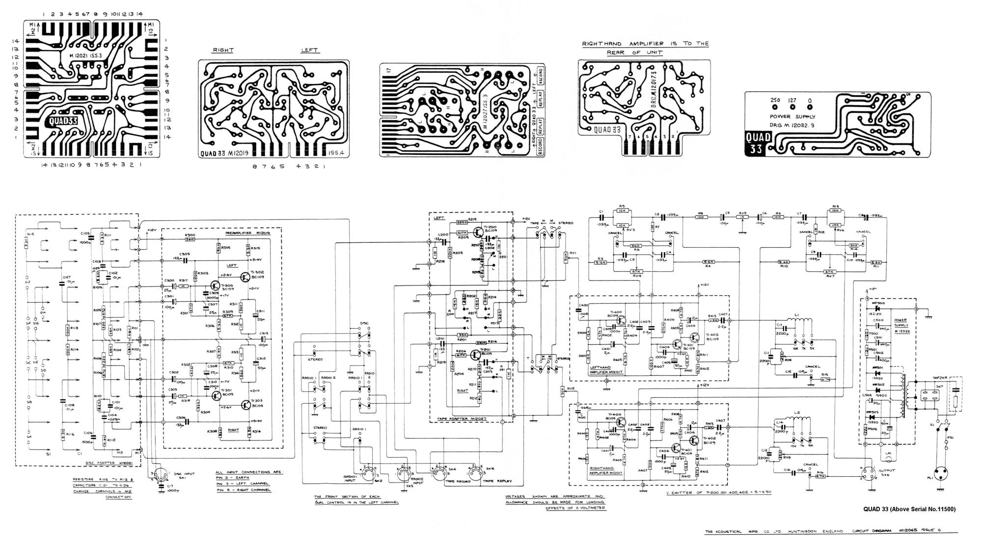 hight resolution of complete circuit diagram