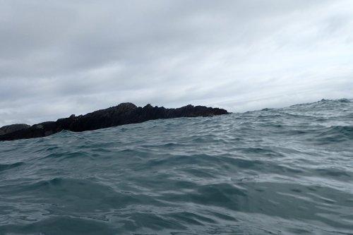 Lumpy bumpy swell