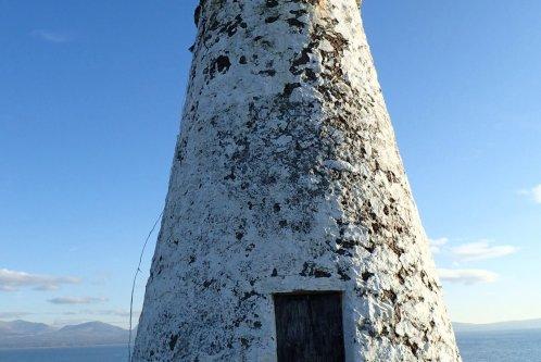 The old tower – Llanddwyn Island