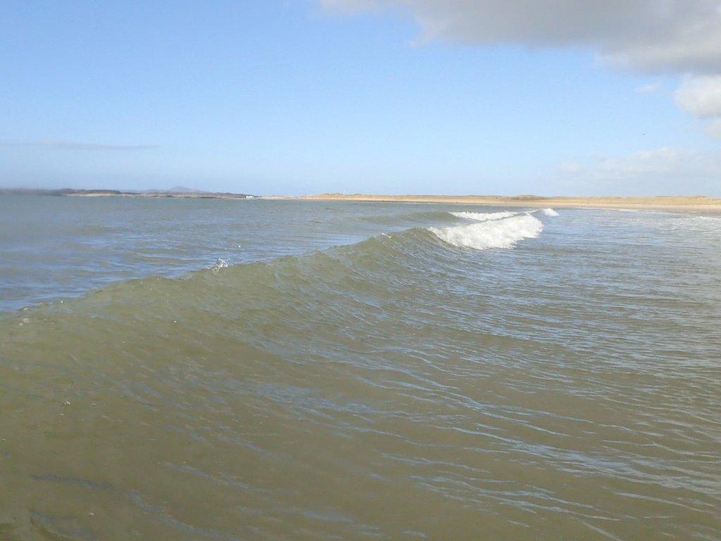 Rhosneigr waves