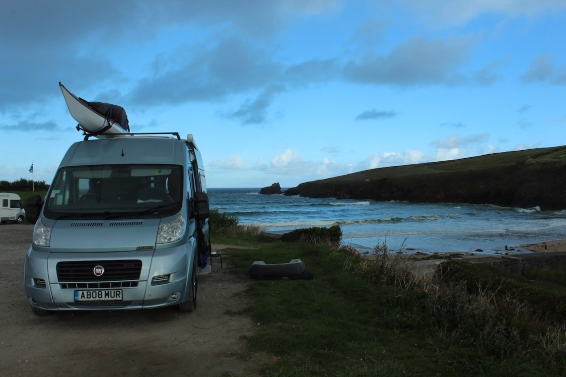Beach Camping Cornwall