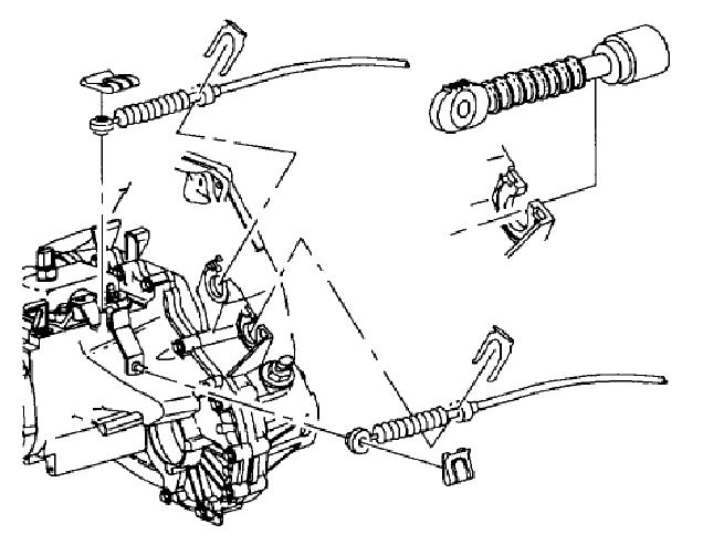 Service manual [How To Fix Transmission Linkage On A 2009