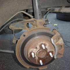 2006 Saturn Vue Parts Diagram Sagittal Brain Labeled Rear Brake Repair Pictures To Pin On Pinterest - Pinsdaddy