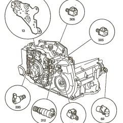 1989 Honda Accord Radio Wiring Diagram 7 Wire 2006 Silverado Forum Database Interesting Notes About The 4t45e Transmission Saturn Tundra