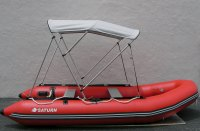 Accessories - Parts :: 4-Bow Deluxe Boat Canopy