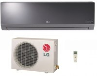 The LG Artcool Mirror Air Conditioner - AM18BP.NSK