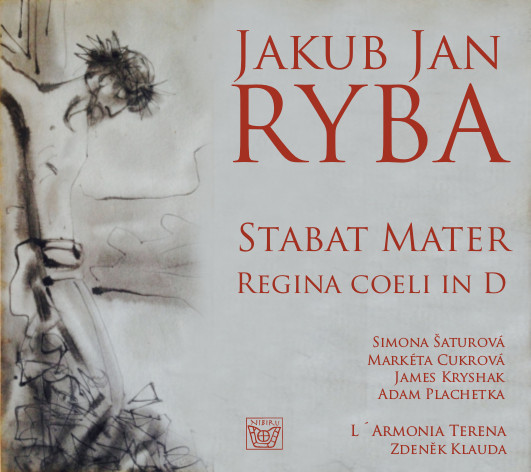CD Cover Ryba - Stabat Mater