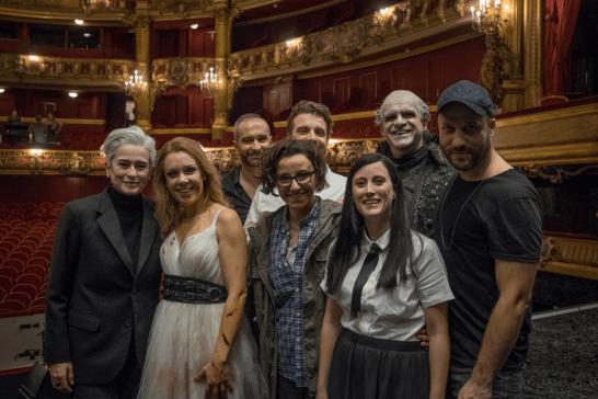 Mozart Lucio Silla @ Theatre La Monaie