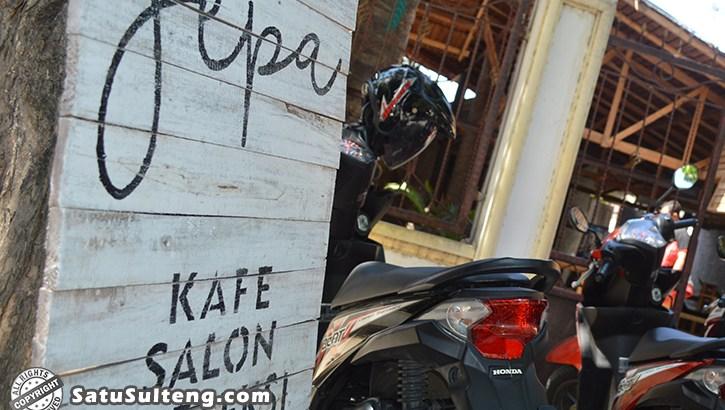 Cafe Jepa Tawarkan Sajian Kuliner Tradisional Kota Palu