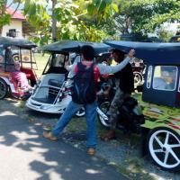 Satlantas Polres Touna Diminta Tertibkan Bentor Illegal