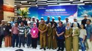 30 Orang Pelaku Wisata Touna Ikut Pelatihan Pramuwisata