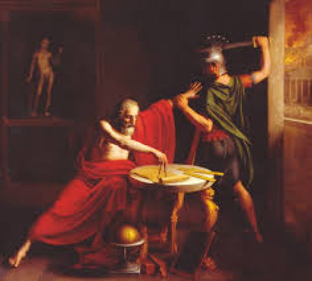 Death of Archimedes,5 famous women mathematicians who changed the world