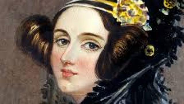 5 famous women mathematicians who changed world,Ada Lovelace (ऐडा लवलेस )
