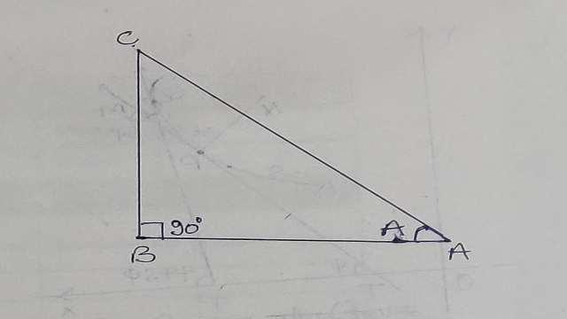 Trigonometric Ratios of Acute Angle