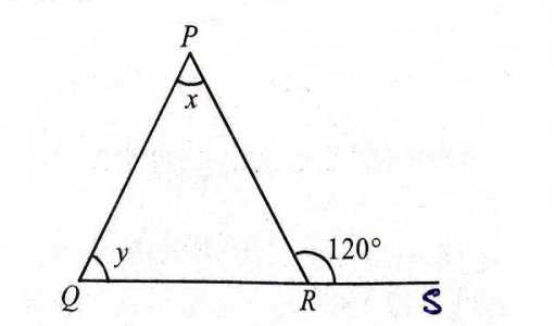 Angles of a Triangle