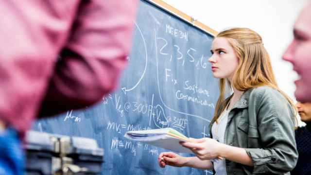 Evaluating students perceptions of mathematics in society