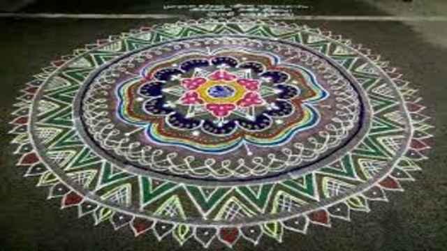How Ancient Indian Art Utilizes Mathematics?