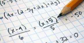 Why are different levels of math in private and Govt Schools?