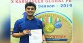 Karmaveer Chakra Award for Contribution to IIT Gold Medalist