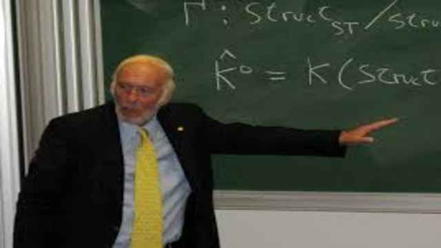 Simmons Became World Successful Investor on the Basis of Maths,James Harris Simons