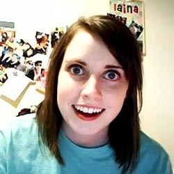 overly-attached