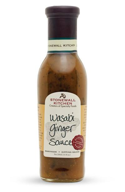 sauce marinade wasabi gingembre