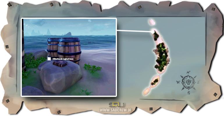 Glitterbeard Bücher - Cutlass Cay