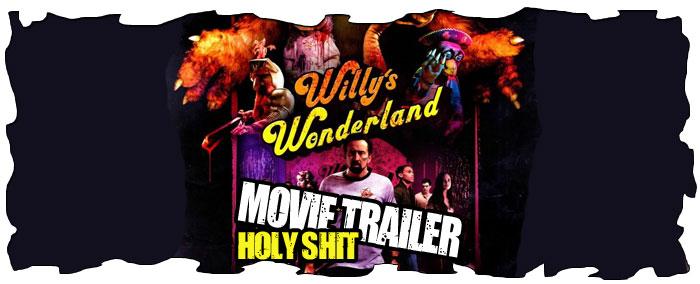Movie Trailer Willy's Wonderland