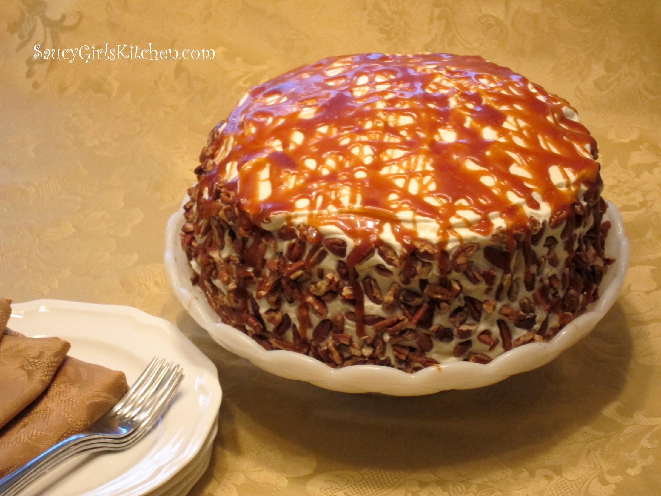 Yellow Cake Pineapple Upside Down Cake