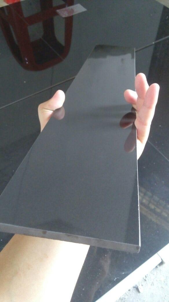 Jual plint granite ukuran 10x60 warna cream atau hitam