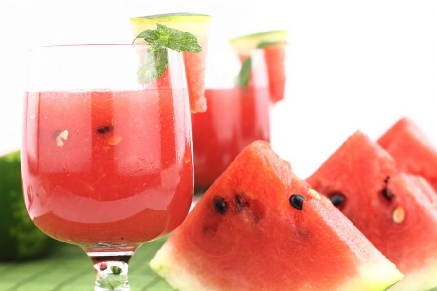 suco da melancia