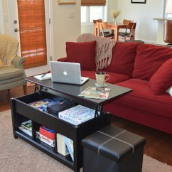 Living Room Tables Simple Ideas To Decorate Your The Complete Guide From Sauder Edge Water Lift Top Coffee Table